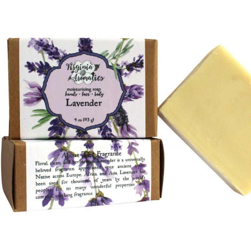 Virginia Aromatics Soap Bar Lavender