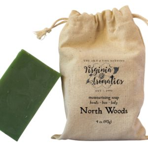 Virginia Aromatics Farmhouse Soap North Woods