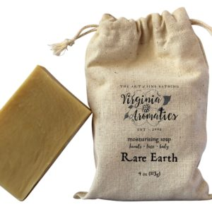 Virginia Aromatics Farmhouse Soap Rare Earth