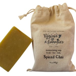 Virginia Aromatics Farmhouse Soap Spiced Chai