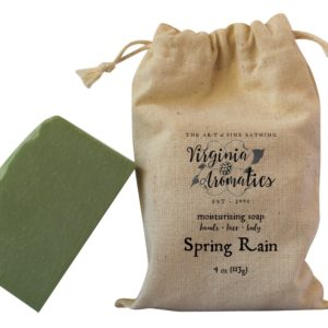 Virginia Aromatics Farmhouse Soap Spring Rain