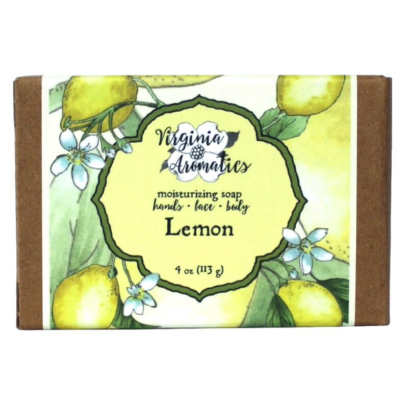 Virginia Aromatics Soap Bar Lemon