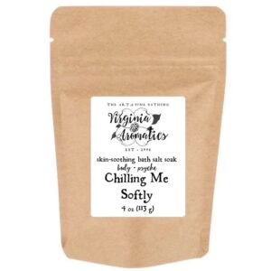 Virginia Aromatics Bath Salt Soak Small Chilling Me Softly