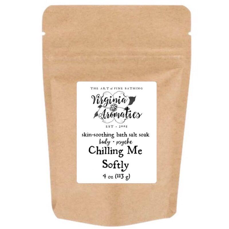 Virginia Aromatics Bath Salt Soak Small Chilling Me Softly